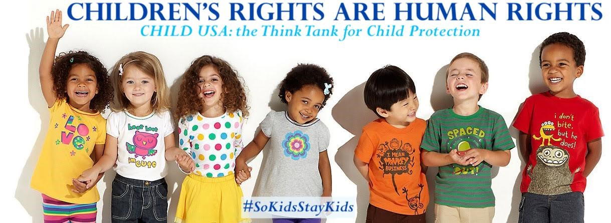 Support CHILD USA the thinktank for child protection